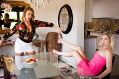 Britney Amber - Silverware and Share (Thumb 03)