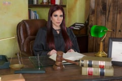 Jaclyn Taylor - Jilled Off By A Judge (Thumb 01)