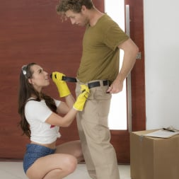 Aidra Fox in 'Twistys' Delivering the D (Thumbnail 28)