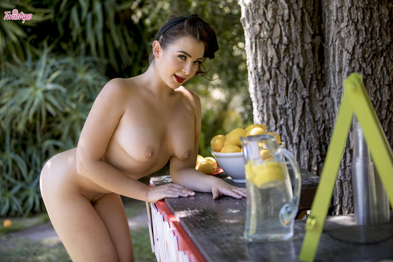 Twistys 'Lemon Licker' starring AJ Applegate (Photo 25)