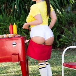 Angela White in 'Twistys' Hot Doggin' (Thumbnail 25)