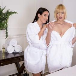 Angela White in 'Twistys' Spa Day (Thumbnail 30)