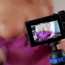 August Ames in 'Twistys' Fun With Camera (Thumbnail 35)