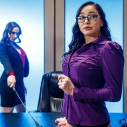 Chanel Preston in 'Twistys' Shades of Secretary (Thumbnail 24)