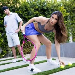 Clea Gaultier in 'Twistys' Tennis Teacher's Pet (Thumbnail 9)
