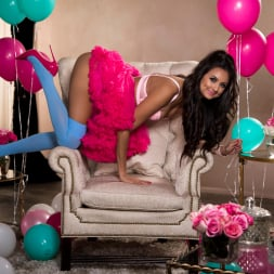 Eliza Ibarra in 'Twistys' Balloons and Bubble Gum (Thumbnail 4)