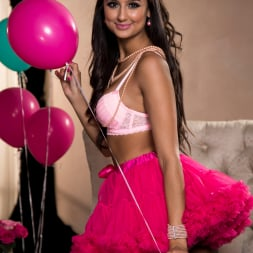 Eliza Ibarra in 'Twistys' Balloons and Bubble Gum (Thumbnail 8)