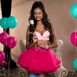 Eliza Ibarra in 'Twistys' Balloons and Bubble Gum (Thumbnail 10)