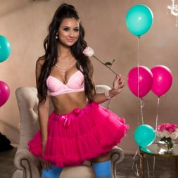 Eliza Ibarra in 'Twistys' Balloons and Bubble Gum (Thumbnail 12)