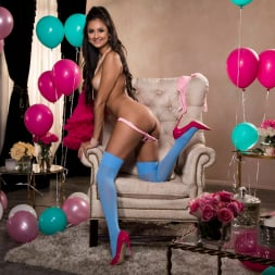 Eliza Ibarra in 'Twistys' Balloons and Bubble Gum (Thumbnail 32)