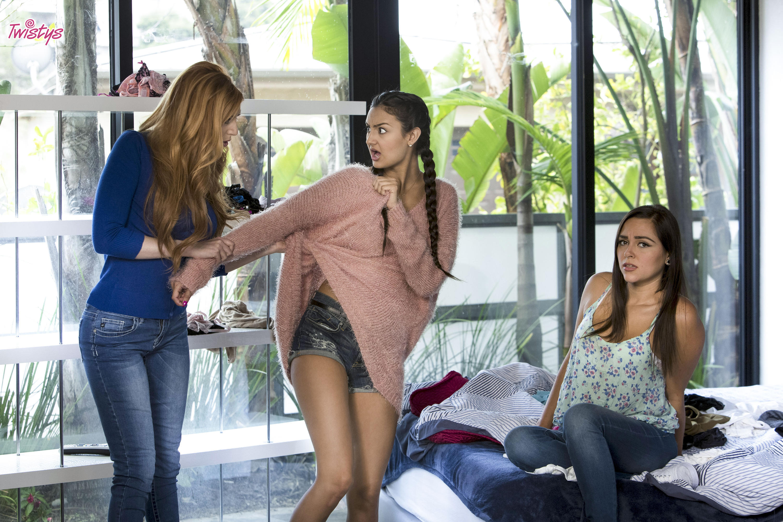 Twistys 'Don't Sweat The Sweater' starring Eliza Ibarra (Photo 6)