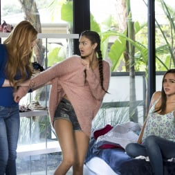 Eliza Ibarra in 'Twistys' Don't Sweat The Sweater (Thumbnail 6)
