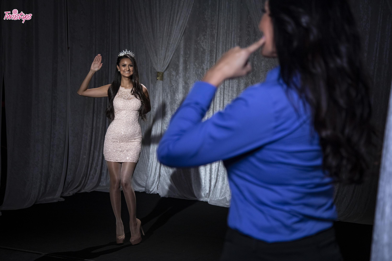 Twistys 'Teen Dream Pageant Queen' starring Eliza Ibarra (Photo 12)