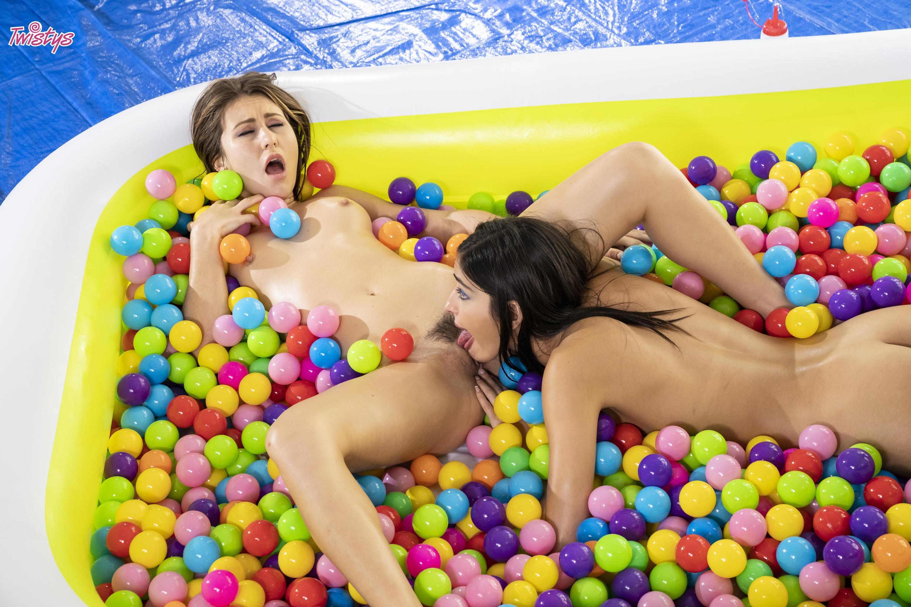 Twistys 'Ballin' Booties' starring Emily Willis (Photo 66)
