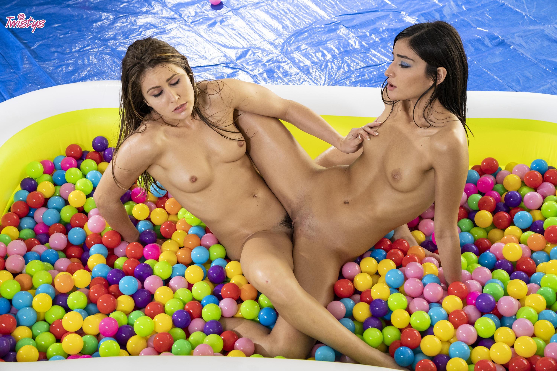 Twistys 'Ballin' Booties' starring Emily Willis (Photo 72)