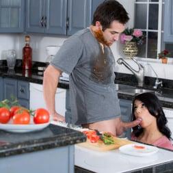 Gina Valentina in 'Twistys' Food Fight Fuck (Thumbnail 42)