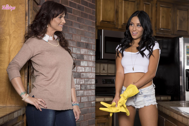 Twistys 'Dad's New Girlfriend' starring Jade Baker (Photo 39)