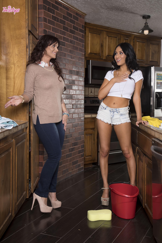 Twistys 'Dad's New Girlfriend' starring Jade Baker (Photo 52)