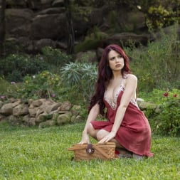 Jade Baker in 'Twistys' Wild Flowers (Thumbnail 32)