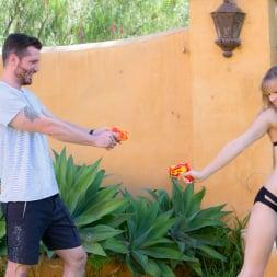 Jillian Janson in 'Twistys' Slip and Slide (Thumbnail 1)