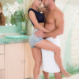 Katie Morgan in 'Twistys' Sex In The Spa (Thumbnail 2)