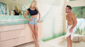 Katie Morgan in 'Sex In The Spa'