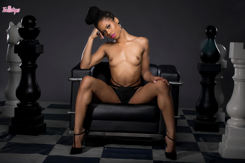 Twistys 'Geometric Masturbation' starring Kira Noir (Photo 36)