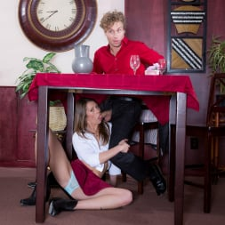 Kirsten Lee in 'Twistys' Paying Under The Table (Thumbnail 24)