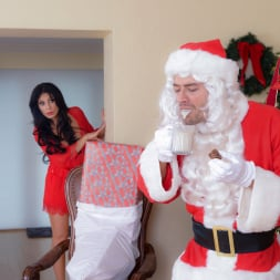 Nikki Capone in 'Twistys' All I Want For Christmas (Thumbnail 12)