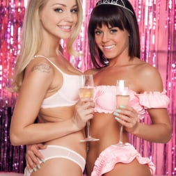 Rahyndee James in 'Twistys' A NYE Party For Two (Thumbnail 1)