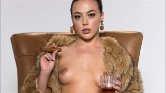 Whitney Wright in 'Have A Cigar'